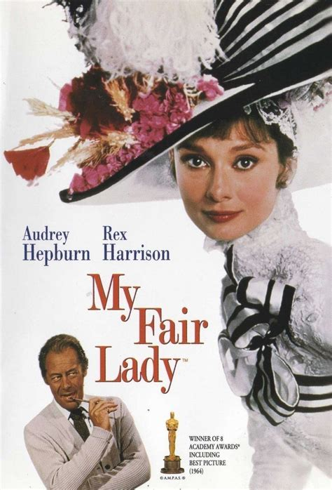 themes in my fair lady film my fair lady awesome movies pinterest film affiche