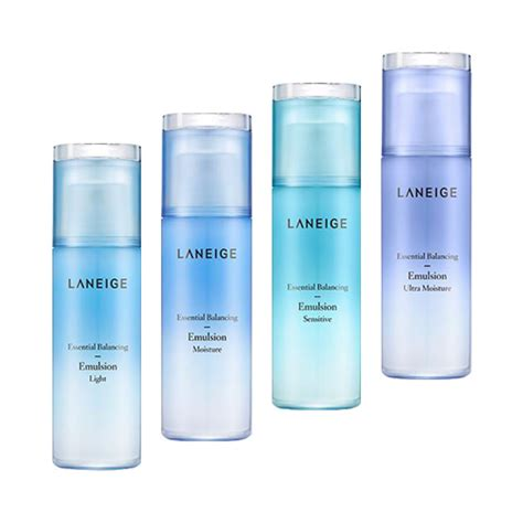 Laneige Balancing Emulsion Light laneige essential balancing emulsion 120ml