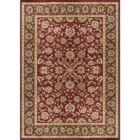 3 X 6 Area Rugs Tayse Rugs Elegance 9 Ft 3 In X 12 Ft 6 In Indoor Area Rug 5370 9x13 The Home Depot