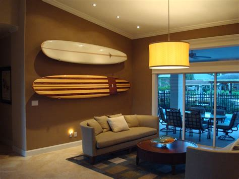 Surfboard Home Decor by Surf Design Blog Decorating Ideas For The Surf Zone