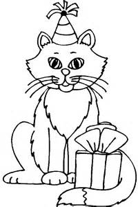 Mozart The Cat Coloring Pages Coloring Pages