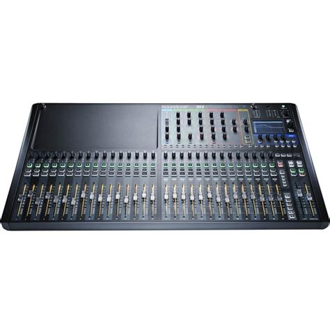 jual soundcraft si compact 32 channel digital mixer
