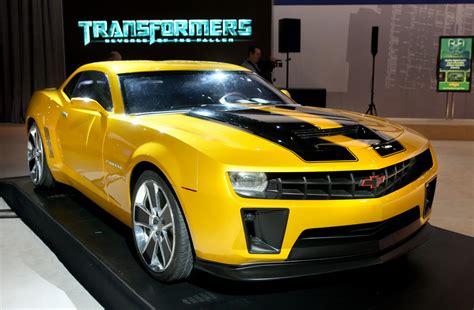 transformers bumblebee camaro compare car design 2010 camaro transformers bumblebee