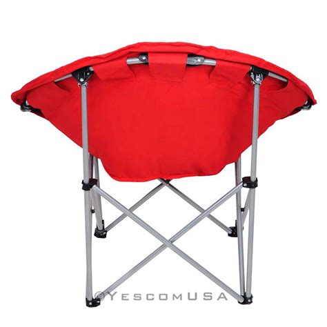 Comfortable Oversized Chair Large Padded Moon Chairs Comfortable And Durable