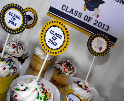 theme names for graduation free graduation party printables from unlimited party