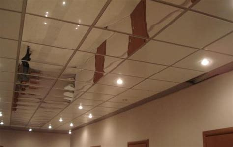 Mirror Ceiling Panels by Strong Mirror Ceiling Tiles For High End Reflective