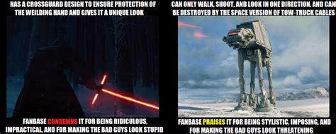 Lightsaber Meme - crossguard lightsaber it makes perfect sense memes