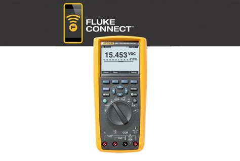 Multimeter Digital Winner fluke 287 true rms electronics logging multimeter