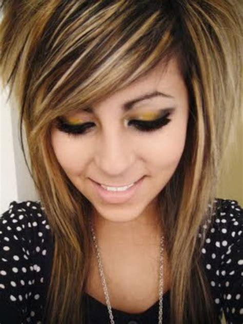 emo layered hairstyles for medium length hair medium emo haircuts
