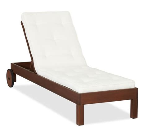 chaise pottery barn chatham single chaise pottery barn