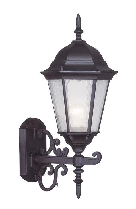 Hamilton Lighting Fixtures Livex Lighting 7556 07 Hamilton Outdoor Wall Mount Fixture