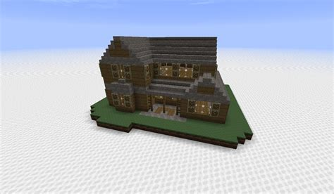 minecraft realistic house realistic house model minecraft project