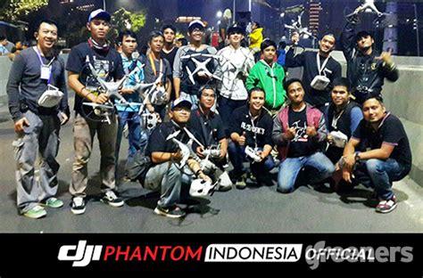 Drone Phantom Di Indonesia komunitas dji phantom indonesia tiga hobi dalam satu phantom greeners co