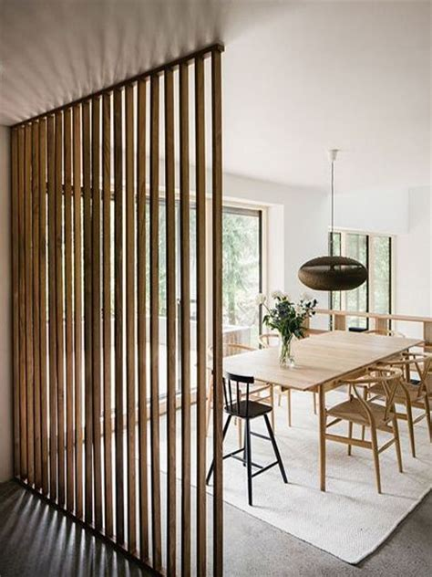 wooden partition wall best 25 wood partition ideas on pinterest wooden