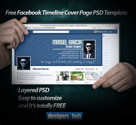free facebook timeline covers download facebook page templates psd designskew