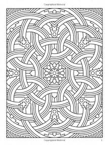 geometric coloring books deco tech geometric coloring book dover coloring