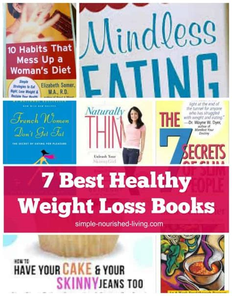 Top 10 Weight Loss Books by Best Loss Books