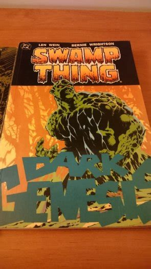 genesis graphic novel sw thing genesis two graphic novels for sale in