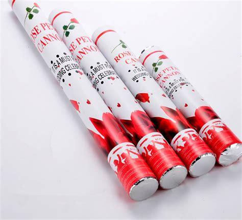 Confetti Popper Ukuran 30 Cm wholesale customized wedding popper confetti gun