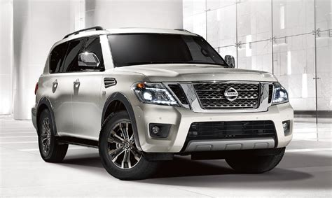 Nissan Armada 2020 Price by 2020 Nissan Armada Changes Release Date Interior Price