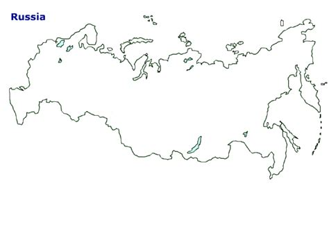 labeled outline map rivers homeschool geography map of russia terrain area and outline maps of russia
