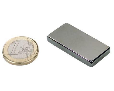 Magnet Neodymium Koin Uk 20 X 2 Mm block magnet 40 x 20 x 10mm neodymium n42 nickel pull 25 kg neodymium magnets block cube bar