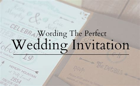 what should be written on wedding invitations wedding invitation wording word the wedding