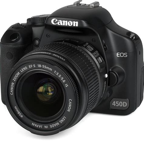 Kamera Canon Rebel Xsi canon eos 450d testbericht