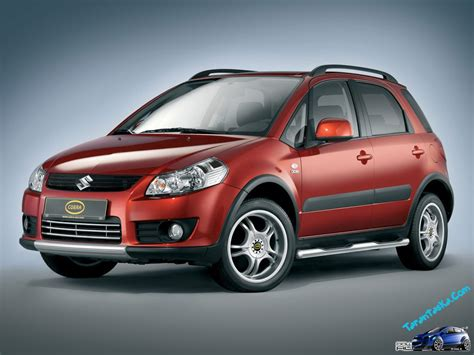 Suzuki Sx4 2006 2006 Suzuki Sx4 Pictures Information And Specs Auto
