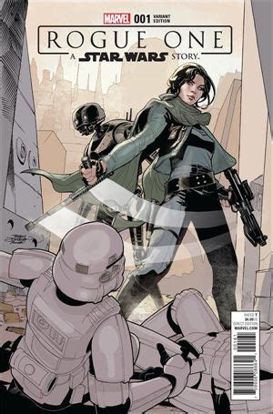 wars rogue one graphic novel adaptation books new comic book releases