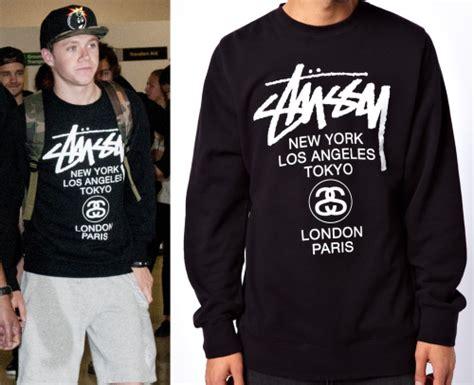 One Direction 08 Raglan one direction clothing januari 2014