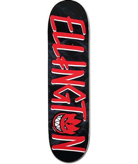 x skateboard deck deathwish x spitfire ellington 8 0 quot skateboard deck at