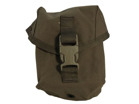Primary Original Black Pouch surplus molle ii 100 utility pouch grade 1