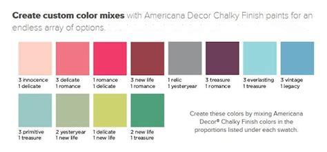 chalk paint colors americana americana chalk paint colors 28 images vopsea