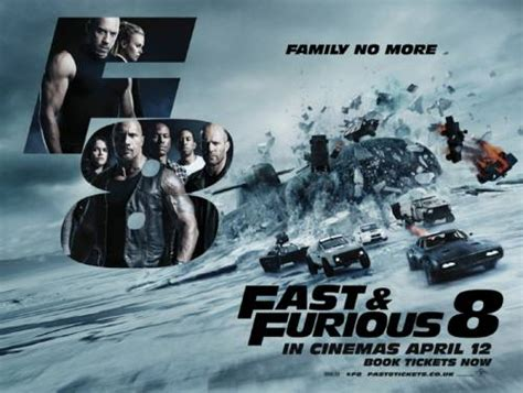 fast and furious 8 poster fast furious 8 the fan carpet