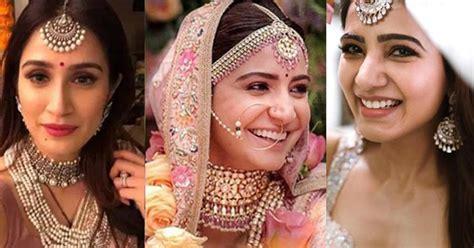 Simple Indian Bridal Makeup Tips For Dark Skin