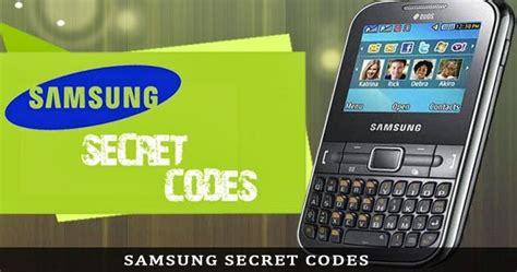 0 Samsung Code Samsung Secret And Unlock Codes List