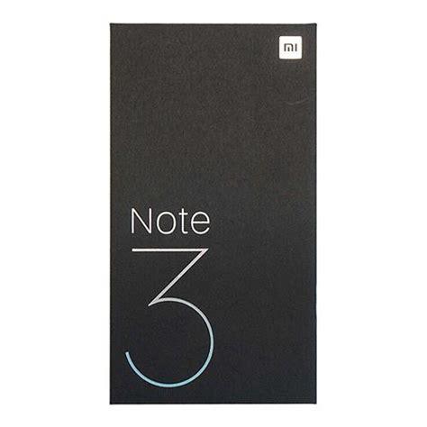 Xiaomi Mi Note 3 6 64 Black xiaomi mi note 3 5 5 inch 6gb 64gb smartphone black