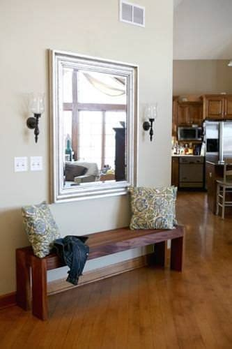 Small Entryway Stool 25 Best Ideas About Small Entryway Bench On