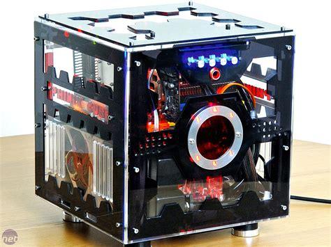 Computer Desk Mod Phinix Nano Tower By Mike Krysztofiak Bit Tech Net