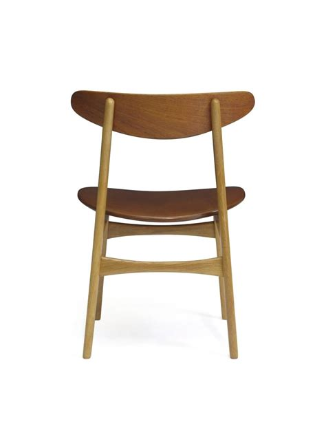 Hans Wegner Dining Chairs Six Hans Wegner Ch30 Dining Chairs At 1stdibs