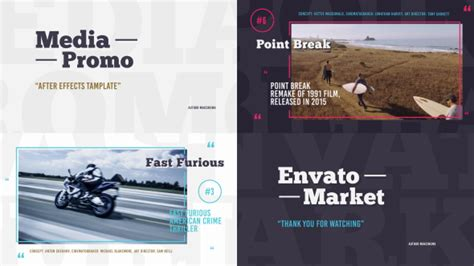 promo after effects template videohive 19496922