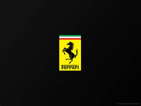 ferrari logo black and white ferrari logo wallpaper pictures of cars hd