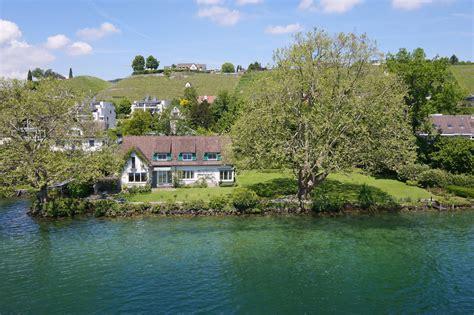 Haus Kaufen Schweiz See by Mit Seeanstoss Seesicht Das Z 252 Richsee Magazin