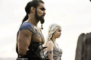Game of Thrones' Emilia Clarke reunites with Jason Momoa