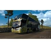 Marcopolo G7 1800 DD 6&21524 – Scania  ETS 2 Mods