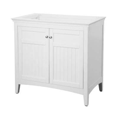 36 vanity cabinet only pegasus carrabelle 36 in vanity cabinet only in white