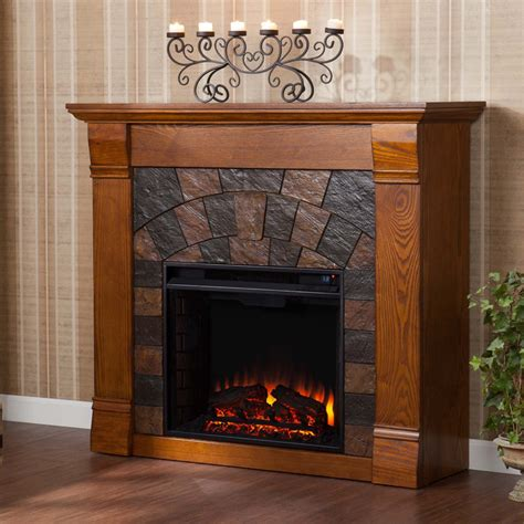 rustic fireplaces rustic electric fireplaces i portable fireplace