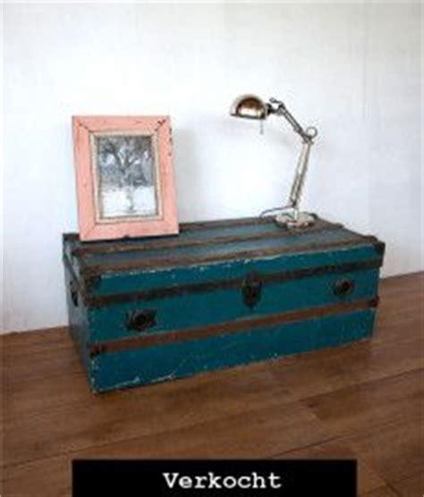 Oude Koffer Pimpen by 25 Beste Idee 235 N Koffer Salontafels Op