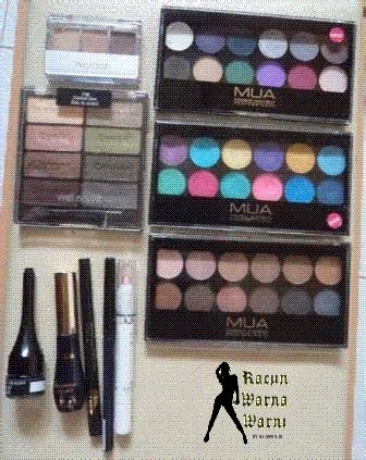 Eyeshadow Wardah Seri N racun warna warni february 2013